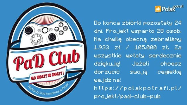 Pub Club Poznań - zbiórka trwa!