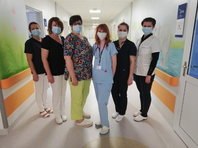 Szpital w Jastrzębiu wznowił działalność oddziału pediatriiZobacz kolejne zdjęcia. Przesuwaj zdjęcia w prawo - naciśnij strzałkę lub przycisk NASTĘPNE