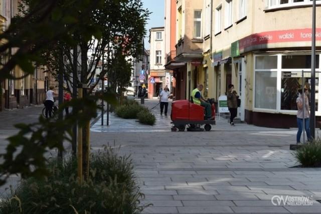 Zmieniamy Wielkopolskę. Rewitalizacja ulic w Ostrowie Wielkopolskim