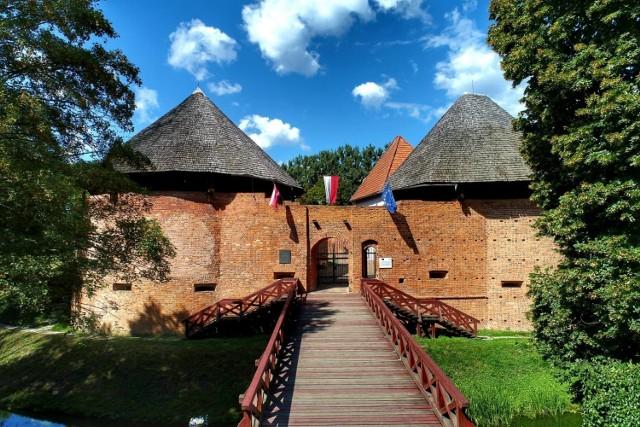 Zamek w Międzyrzeczu to historyczna perełka.