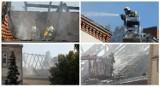 Ten pożar wstrząsnął Krotoszynem. Mijają 3 lata od pożaru budynku koszarowca [ZDJĘCIA + FILM]