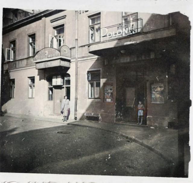Kino Polonia - archiwalne zdjęcia Włocławka
