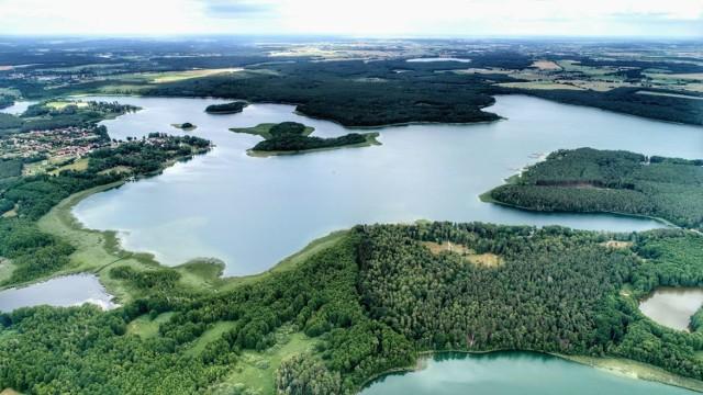 Niesulice nieopodal Świebodzina, jezioro Niesłysz, czyli najpiękniejsze widoki w Lubuskiem