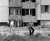 Tak wyglądało osiedle Strzemięcin w Grudziądzu 40 lat temu. Tak powstawało! [archiwalne zdjęcia]