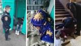 """Tak wygląda życie bezdomnych w Inowrocławiu. Straż Miejska w Inowrocławiu: """"Wolą żyć po swojemu"""". Zobaczcie smutne zdjęcia"""
