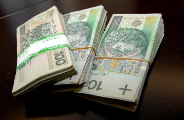 W sumie na dofinansowania własnej działalności gospodarczej wydano ok. 1,2 mld zł.