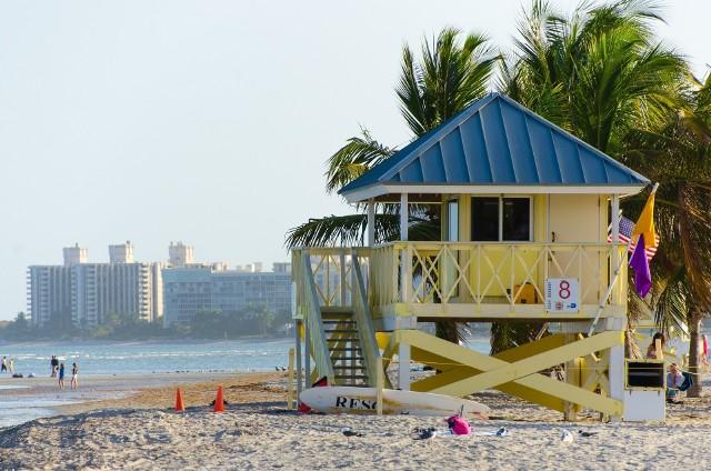 Jaka pogoda w Miami jest w konkretnych miesiącach?