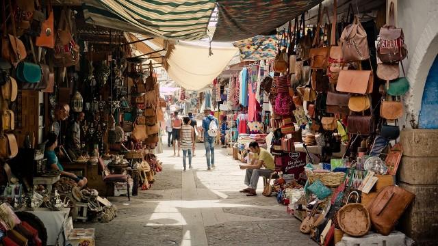 Pogoda w Agadirze. Porównaj poszczególne miesiące
