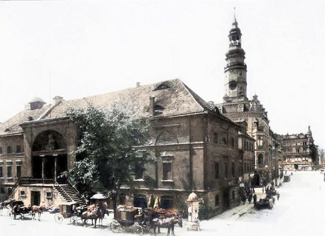 Zobacz też: Zniszczony Głogów po wojnie. Miasto w ruinie. Zobacz kolorowane zdjęcia   Zobacz też: KOLORYZOWANE ZDJĘCIA - Głogów w czasach PRL