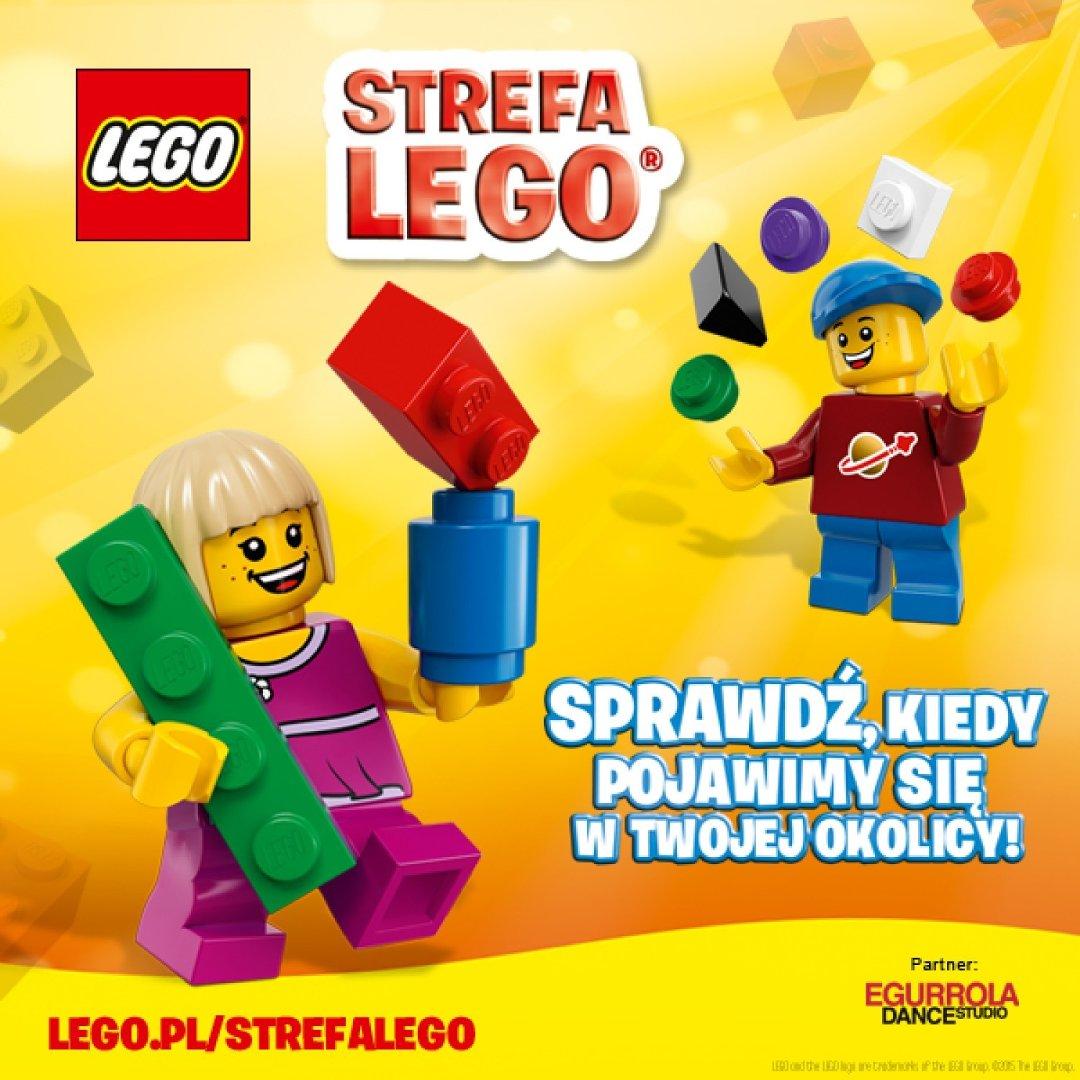 Strefa Lego W Galerii Krakowskiej Naszemiastopl