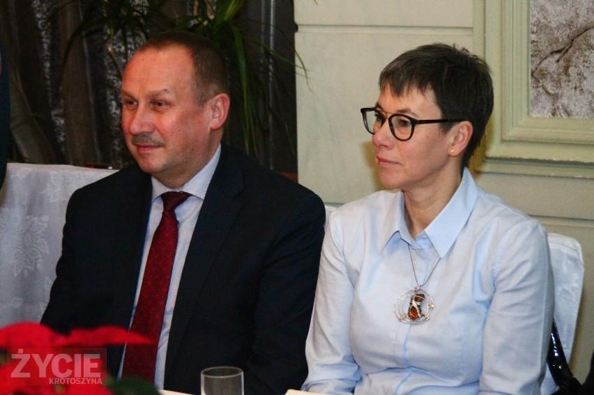 Wigilia Kurkowego Bractwa Strzeleckiego w Krotoszynie [ZDJĘCIA + FILM]