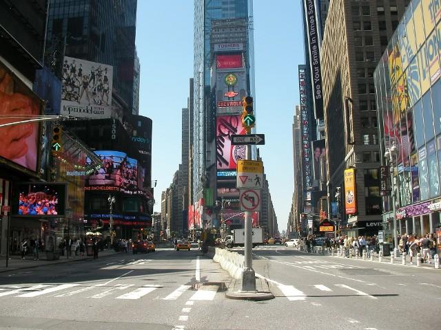 Przekonaj się, kiedy warto lecieć do Nowego Jorku. Pogoda nie spłata ci figla