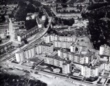 Oto, jak wyglądał Wrocław 30 lat temu. Zobaczcie unikatowe zdjęcia lotnicze
