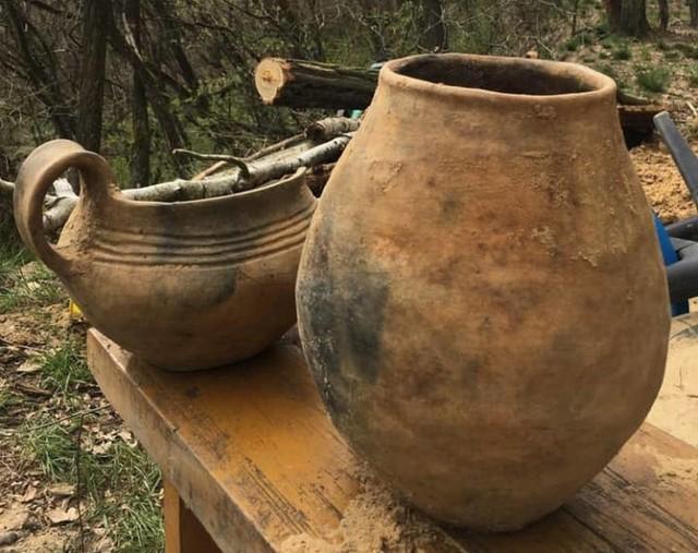 Odkrycia dokonała grupa chłopców podczas zabawy... Sprawą zajęli się archeolodzy.