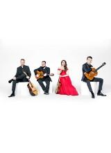 Kwartet gitarowy Erlendis Quartet da dziś koncert w Koninie