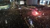 Strajk Kobiet. Podsumowanie piątkowych wydarzeń. Na ulice wyszło 100 tysięcy osób