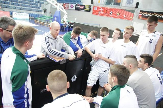 III liga koszykówki TKM Włocławek - ŁKS Szkoła Gortat Łódź 101:74