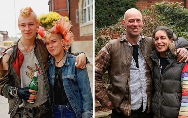Robił zdjęcia tym samym ludziom po 30 latach. Poruszający projekt [GALERIA]