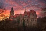 Zamek Czocha- osobliwa atrakcja turystyczna na mapie Dolnego Śląska przyciąga turystów z całej Europy