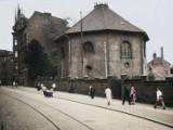 Bytom 100 lat temu. Jak wyglądał? Zobacz zdjęcia ludzi, budynków...w kolorze! Robią wrażenie?