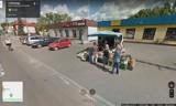 Tak wyglądają mieszkańcy Chocenia na zdjęciach Google Street View