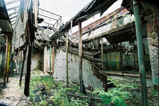 Zobacz, jak powstawała Manufaktura w Łodzi. Zdjęcia archiwalne z budowy Manufaktury