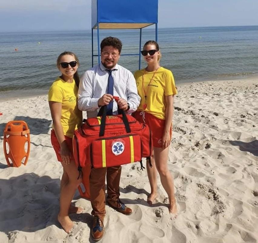 Oddział Regionalny KRUS odkupił skradziony ratownikom sprzęt