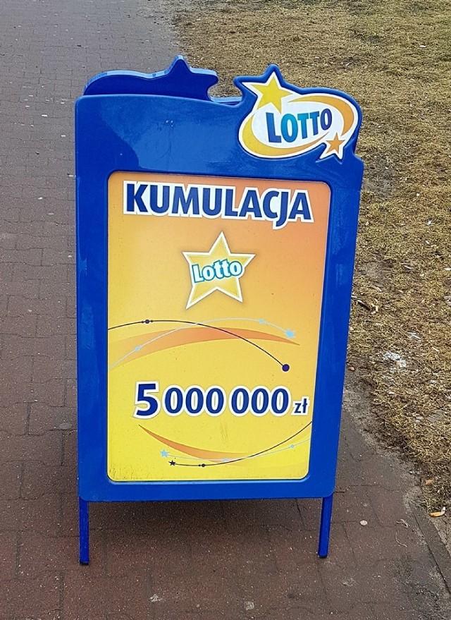 Najwyższe wygrane w Lotto w powiecie radziejowskim