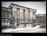 Chorzów przed wojną - w kolorze! Jak wyglądali ludzie? Rozpoznajecie budynki? Pokolorowaliśmy te fotografie!
