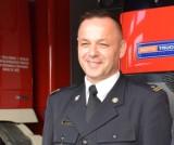 Zmiana komendanta powiatowego straży pożarnej w Zduńskiej Woli. Mariusz Rosiński na emeryturę