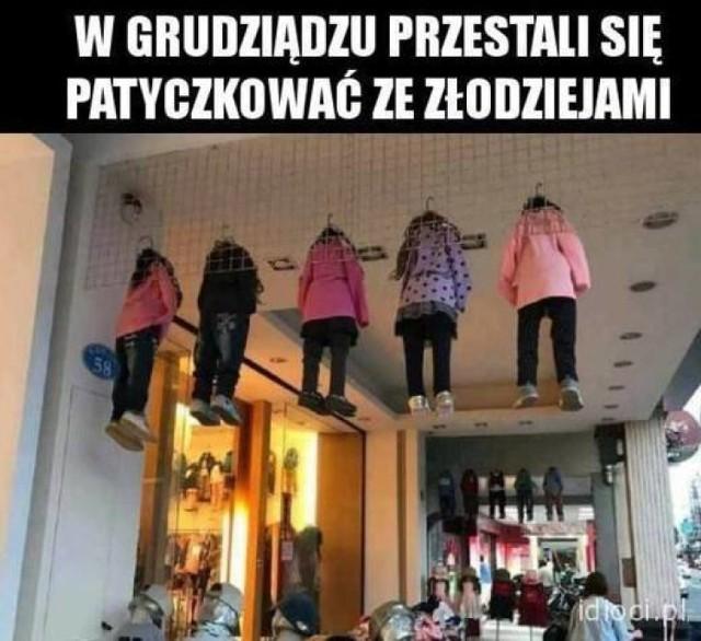 Memy o Grudziądzu. Internauci śmieją się z naszego miasta!