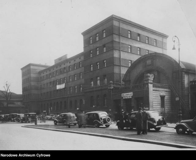 Przedwojenne Katowice na archiwalnych fotografiach. Wszystkie zdjęcia pochodzą z Narodowego Archiwum Cyfrowego.