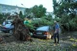 Burza nad Śremem, o której trudno zapomnieć. Dokładnie sześć lat temu nawałnica zaskoczyła mieszkańców i spustoszyła miasto