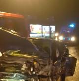 Wypadek w Sulicicach: Kierowca z Wejherowa na podwójnym gazie. Dwie osoby ranne, odwiezione do szpitala | NADMORSKA KRONIKA POLICYJNA