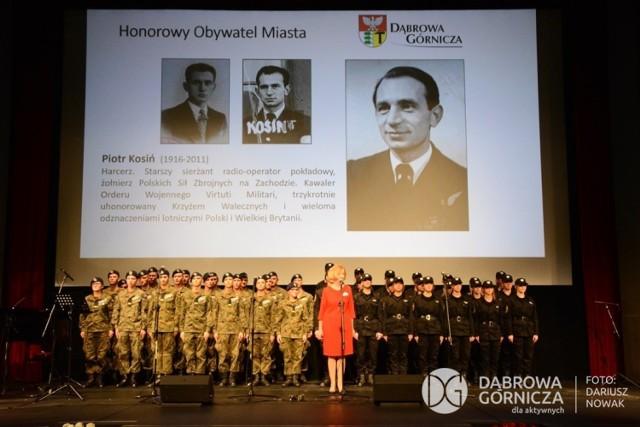 Piotr Kosiń został Honorowym Obywatelem Miasta Dąbrowa Górnicza
