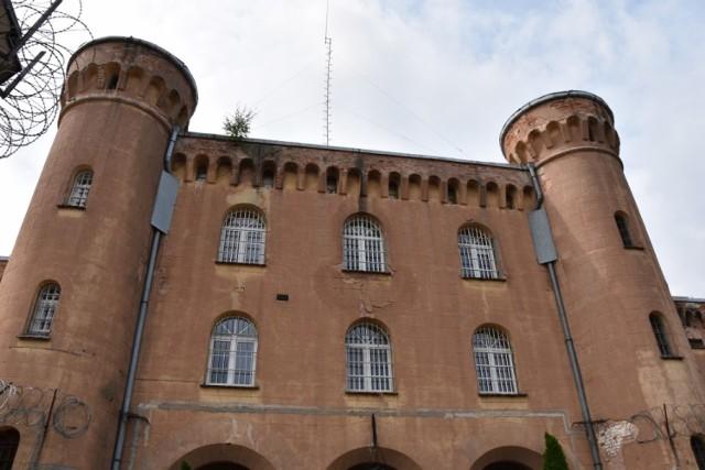Wizja lokalna w byłym kaliskim więzieniu