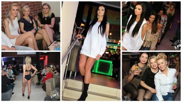 Piękne kobiety w klubach i dyskotekach we Włocławku
