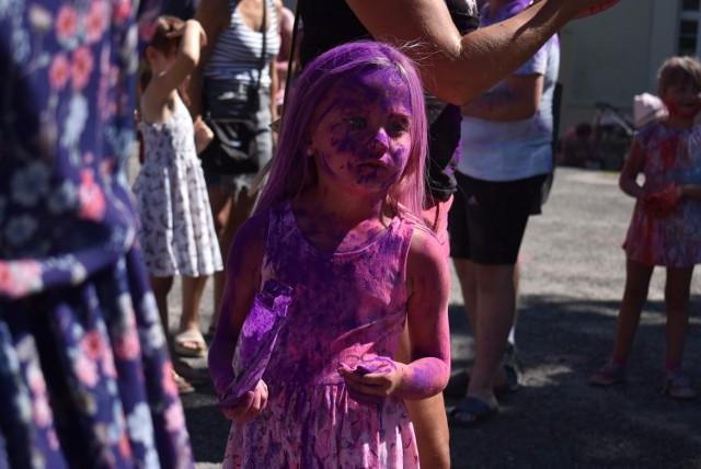 Święto kolorów w Krośnie Odrzańskim obyło się na początku sierpnia zeszłego roku. Pamiętacie?