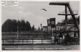 Na basenie przy Sudeckiej w Jeleniej Górze niemieccy żołnierze i symbole III Rzeszy [ZDJĘCIA]