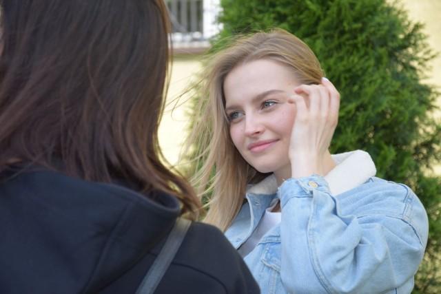 Karolina Pisarek, modelka