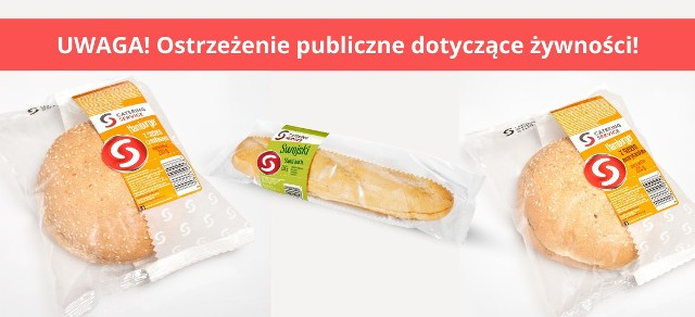 """Wycofanie produktów gotowych do spożycia, do produkcji których wykorzystano kwestionowaną partię produktu """"Hamburger drobiowy"""" marki Konspol"""