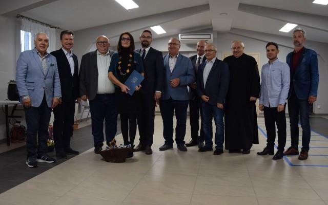Zakończenie lata w WTZ w Grońsku!