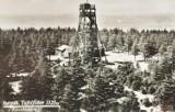 Smrek 100 lat temu! Była tu drewniana wieża i małe schronisko! [GALERIA]
