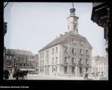 Zdjęcia Gliwic sprzed blisko 100 lat - w kolorze! Tak wyglądały przed wojną