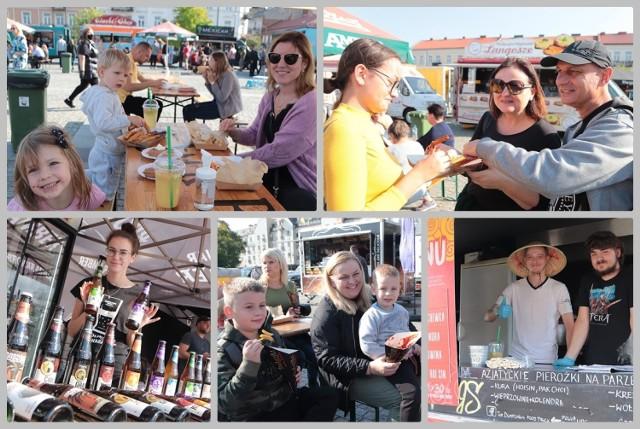 Festiwal Food Trucków na Zielonym Rynku Włocławek 2020.