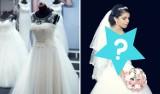 Suknia ślubna z internetu? Panny młode płakały jak mierzyły - oczekiwania VS. rzeczywistość