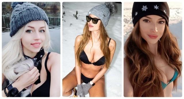 Morsowanie stało się w tym roku wielką zimową atrakcją i bije rekordy popularności. Zimowych kąpieli próbują tysiące Polaków, w tym tych, którzy do tej pory nie decydowali się na zanurzenie w lodowatej wodzie. Wśród morsujących nie brakuje pięknych kobiet.  Zobacz zdjęcia najładniejszych Polek, które morsują! ->>>>