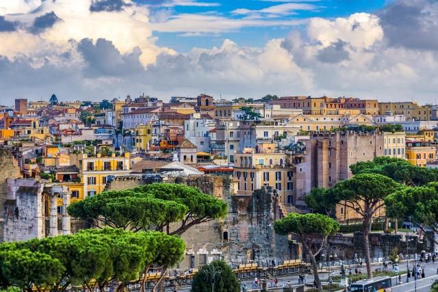 Przekonaj się, kiedy warto lecieć do Rzymu. Pogoda nie spłata ci figla
