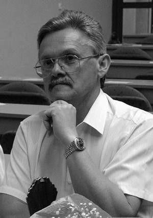 Najlepszy wykładowca - prof. Bogdan Mochnacki. Foto: JAKUB MORKOWSKI