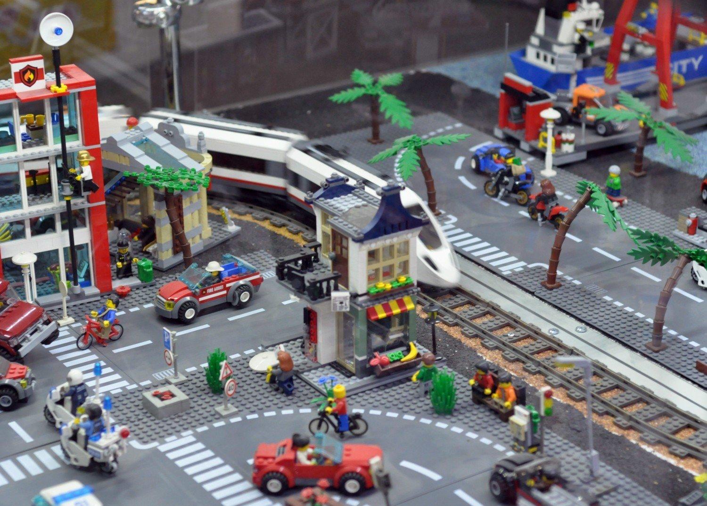 Klocki Lego Opanowały Kraków Zdjęcia Naszemiastopl